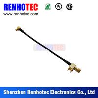 rf sma to mcx connector 1.37/1.13/rg316 rf coaxial cable