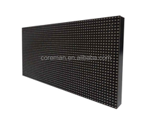 Coreman 64x32 dual color red RG led display module / P3 P2.5 P4 P5 32X32 RGB led display panel