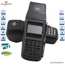 WAYPOTAT wireless electronic payment machine with nfc printer - VPOS3510