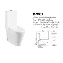 ONE PIECE TOILET WC Sanitary Ware, WC Toilet