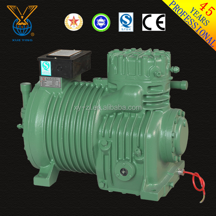10HP Semi-hermetically refrigerator compressor size