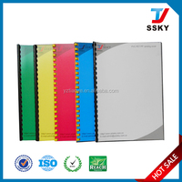 A4 A3 Size Binding Book Cover PVC Cover
