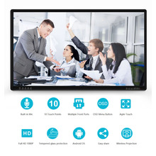 China whole sale School & Office use 98 inch virtual interactive whiteboard