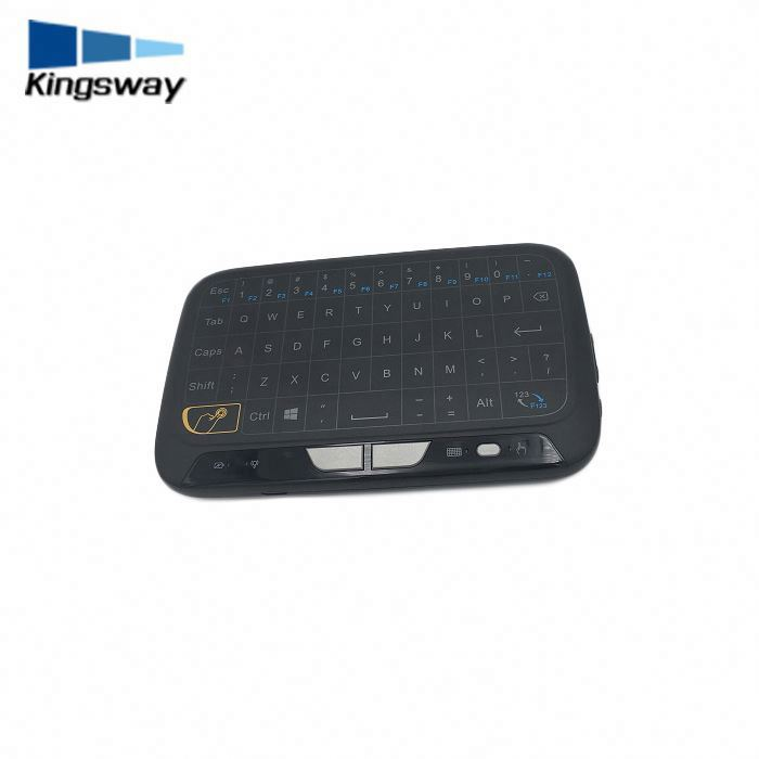 Sensitive H18 Touchpad Wireless Keyboard 2.4G Usb For Android Tv Box/ Pc/Smart Tv