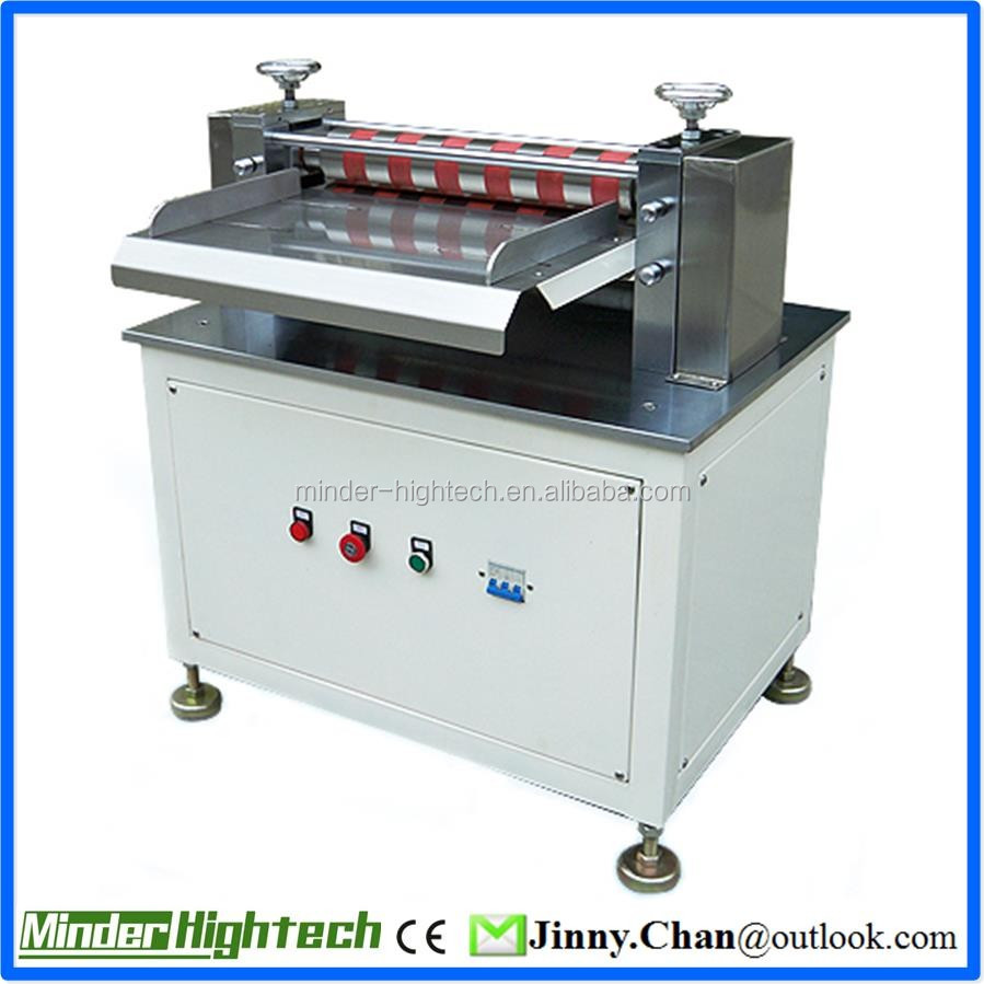 Convenient Operation Slitting Machine for Electrodes of Cylinder Battery
