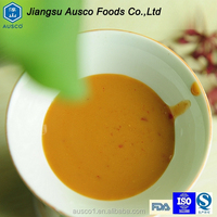 Ausco 2016 new style delicious vegetable salad dressing wholesale Amerian sweet chili sauce