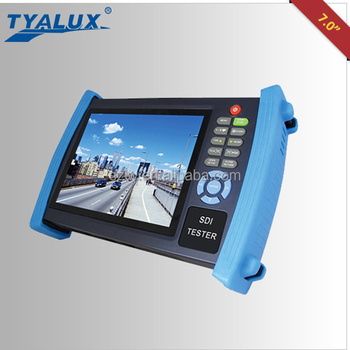 China Wholesale Multi-function 7 inch CCTV HD-SDI Tester