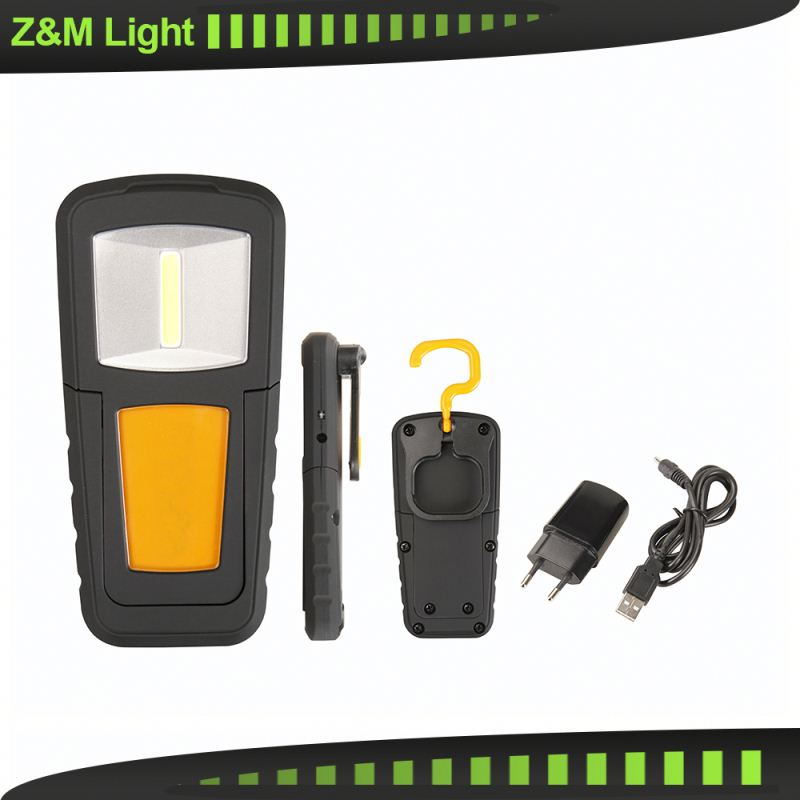 Z&M 68 LED high power 75w 7 inch round hi and low beam jeep led headlight 1.3W COB approx 90/180 Lumens brightness
