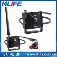 1080p wireless mini IP camera wifi with pinhole lens