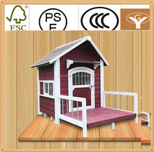 big wood pet house dog house wood kennel water-resistant