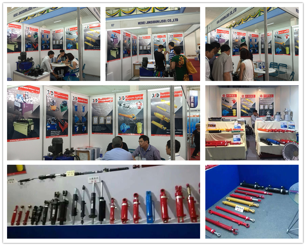 Hydraulic Cylinder Agriculture Machinery Parts