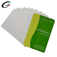 Blank Plastic PVC ID <strong>Card</strong> Inkjet Printable Business <strong>Cards</strong>