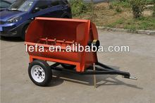 Agricultural fertilizer spreader for chicken manure fertilizer for Europe Market