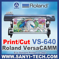 Roland Printing and Cutting Machine --- VersaCAMM VS-640