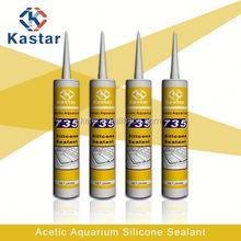 resistant to water aquarium silicone sealant
