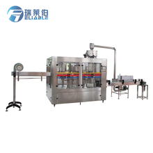 Plastic Bottle Water Washing Filling Capping Machine with Bottle Filling Machine Manual