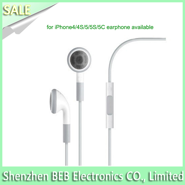 Buy cheap earphone with volume control for iphone 3gs
