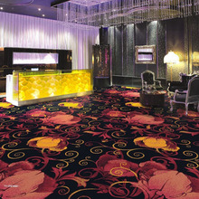 Commercial Used Casino Cinema Carpet