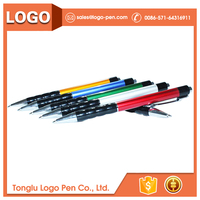 ball with string cheap ballpoint refill promotional metal pen