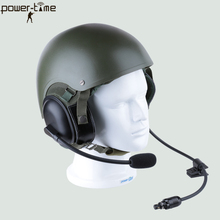Military ardo helmet coomunications for armored car b6 PTE-746