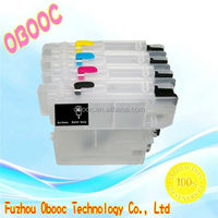 Hot Sale! Short LC39 Refill Ink Cartridge For Brother MFC-J265DW/J220/J410/250C