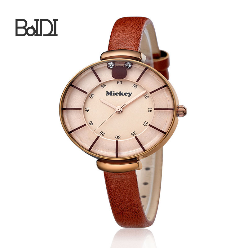 custom made watch dials elegance fashion watches big dial watches for women
