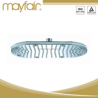 Excellent top rotating shower head