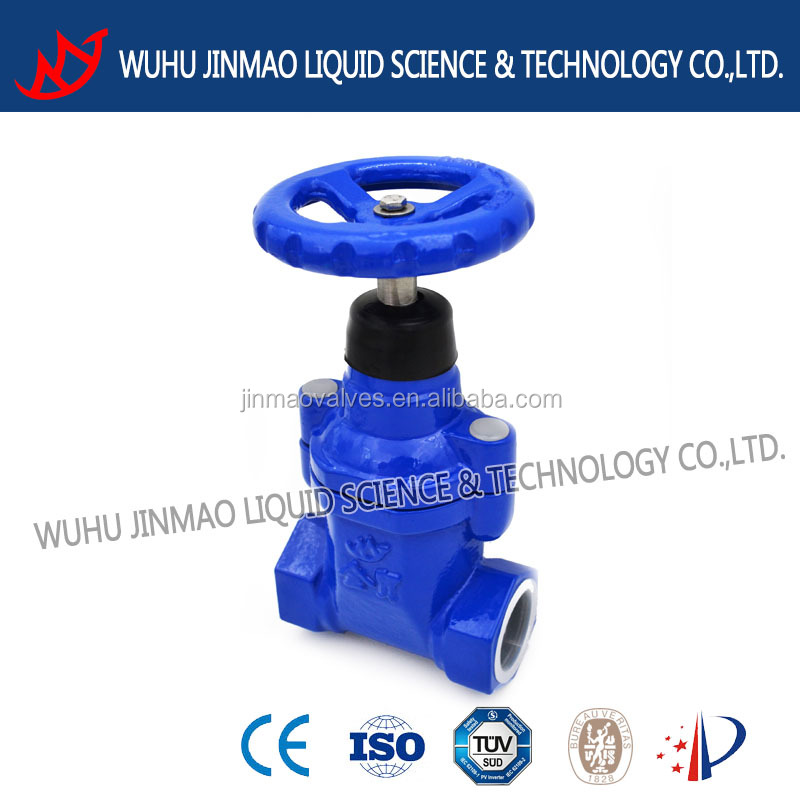 RESILIENT SEAT GATE VALVES SCREW END pneumatic diaphragm control valve