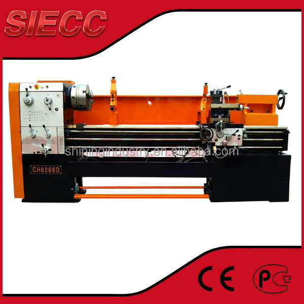 horizontal lathe machine engine bearing machinery, functions of bench machine, gap bed - SIECC