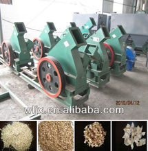 High Quality wood roller crusher