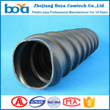 hot sale good quality HDPE plastic prestressed corrugated pipe price