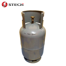 House used 11kg/24L portable lpg gas tank cylinder for sale