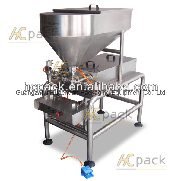 Semi-automatic Paste filling machine