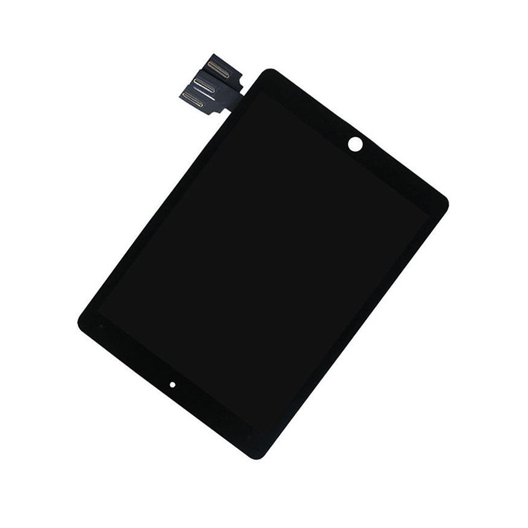 Black LCD Display Screen Touch Digitizer Assembly Replacement For iPad Pro 9.7""