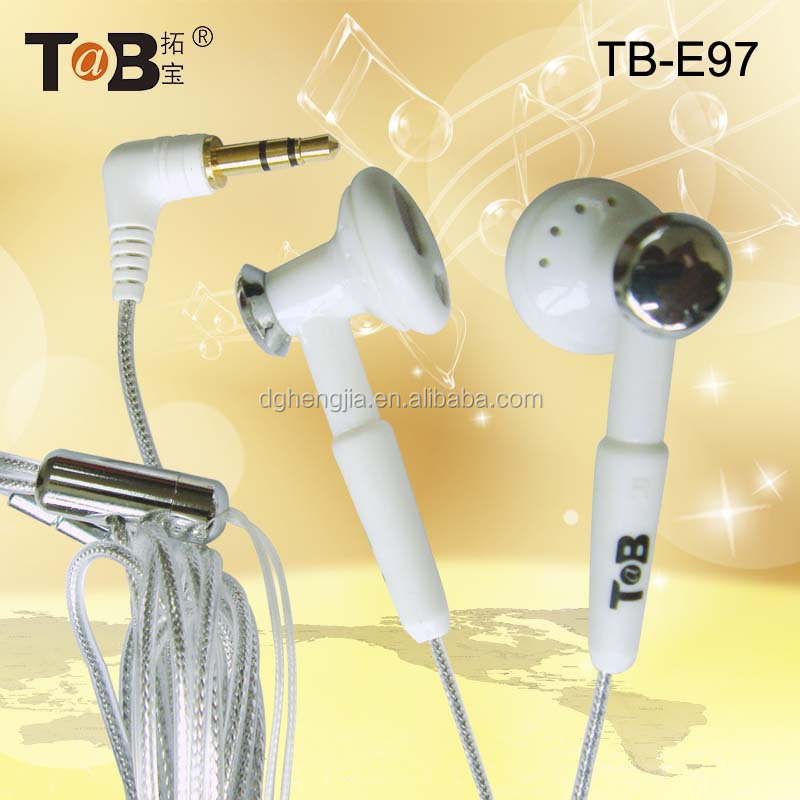 2015 China manufacturer cheap unique 15mm driver earphone earbuds for small ears
