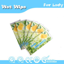 OEM individual wrapped wet wipes
