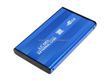 hard disk case hdd case HDD Enclosure 2.5 inch usb 2.0 to sata