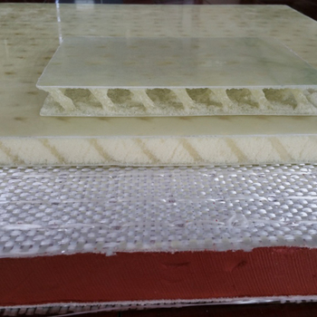 New Composite Product 3D Fiberglass Woven Fabric Panel