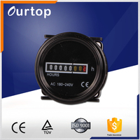 TH-1 220V Mini Hour Meter & Counter