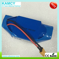 10S2P 36V 4.4Ah 158Wh lithium battery rechargeable for electric scooter battery pack
