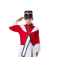 High Quality Customized school Music band Pipe Band Uniform for sale