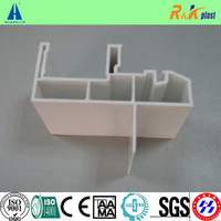 UPVC Extrusion Profile for Slide Window