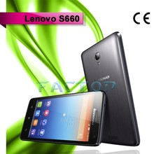 MTK6582 Quad Core 4.7Inch Lenovo S660 Multi-language 3G Android Cell Phone