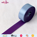 Wholesale 100% polyester heat transfer double faced printed satin ribbon roll