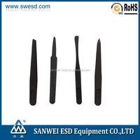 Personalized Anti-static Plastic Tweezers Supplier