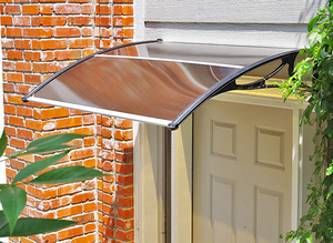 Large Outdoor Garden Wall Mount Door Window Canopy Awning