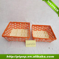 Eco-friendly Bamboo Basket for home and garden