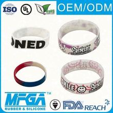 silicone luminous wristbands