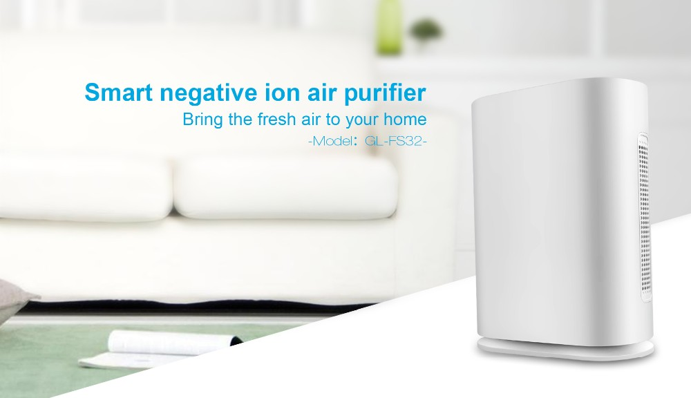 Shenzhen domestic air purifier with UV sterilizer HEPA filter H12 OEM factory
