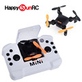 oem factory china 2.4g 6 axis gyro 4ch mini rc foldable pocket drone with camera